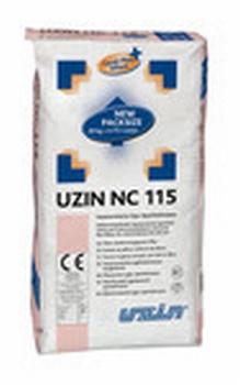 UZIN NC 115 GIPS EGALISATIE VEZELVERSTERKEND Zak a 20 kg