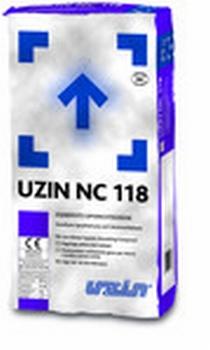 UZIN NC 118 GIPSGEBONDEN VUL- EN UITVLAKMASSA Zak a 25 kg