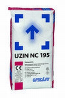 UZIN NC 195 VLOERMORTEL ZELFVLOEIEND Zak a 25 kg