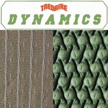 DYNAMICS rubber ONDERTAPIJT dik 9,4 mm  breed 137 cm  >Rol a 11 m2