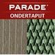 PARADE ROYAL GREEN Ondertapijt breed 137 cm >>Prijs per m2