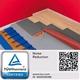 HEATFOIL ondervloer dik 1,21 mm breed 100 cm rol