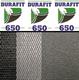 ONDERTAPIJT DURAFIT 650 rubber dik 6,5 mm breed 137 cm