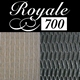 Royale 700 rubber ondertapijt dik 7 mm breed 133 cm